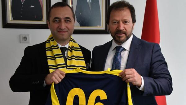 """Murat Ilıkan: """"Ankaragücü tarihi, şeref ve şanla dolu"""""""