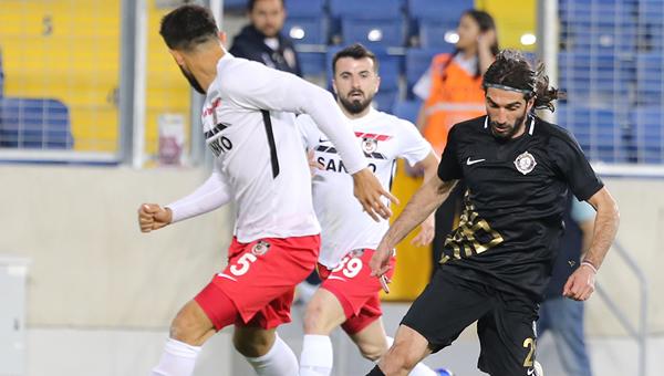 Osmanlıspor, finali 9-8 ile kaybetti!