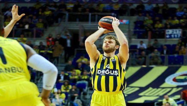 Fenerbahçe Beko'nun yıldızı NBA'e gidiyor