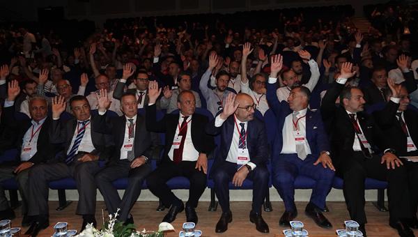 Gençlerbirliği'nin yeni yönetiminde görevler dağıtıldı!
