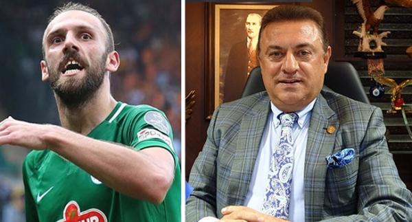 Hasan Kartal'dan Vedat Muric açıklaması