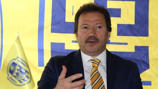 """Mehmet Yiğiner: """"Transfer yasağını yakında kaldıracağız"""""""