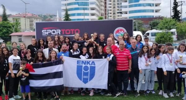Şampiyon ENKA Spor