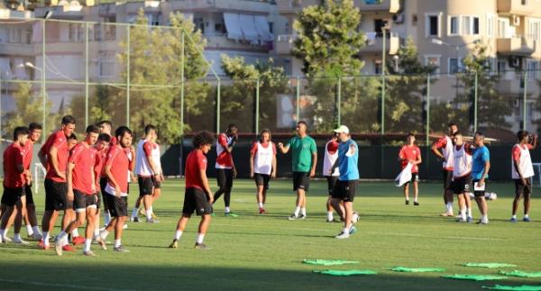 Alanyaspor'un yeni sezon mesaisi