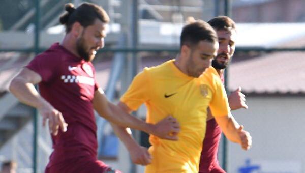 Ankaragücü, Hatayspor'u 2-1 ile geçti
