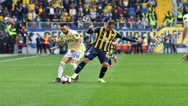 Ankaragücü'nde Hector Canteros takıma katıldı