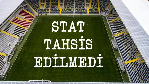 Ankaragücü'ne Eryaman stadı tahsis edilmedi.
