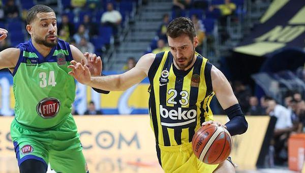 Fenerbahçe Beko'nun bir yıldızı daha NBA'de!