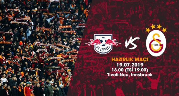 Galatasaray Leipzig ile karşılaşacak