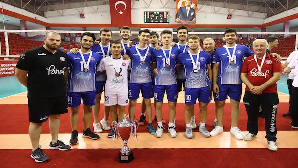 Halkbanklı Gençler Türkiye Üçüncüsü