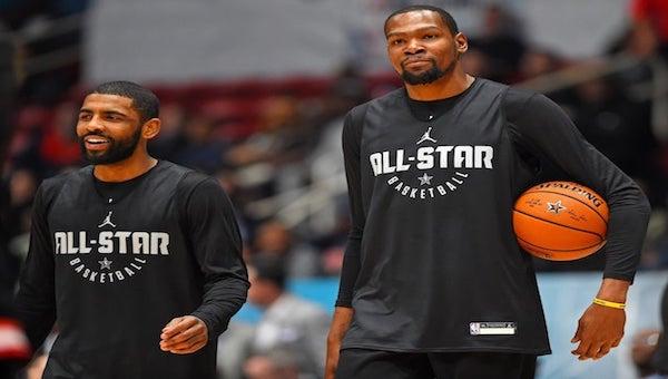 NBA'in çehresi birkaç saatte değişti!