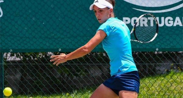 Teniste Türkiye'nin yeni bir numarası Pemra Özgen