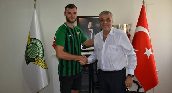 Akhisarspor'dan forvet transferi