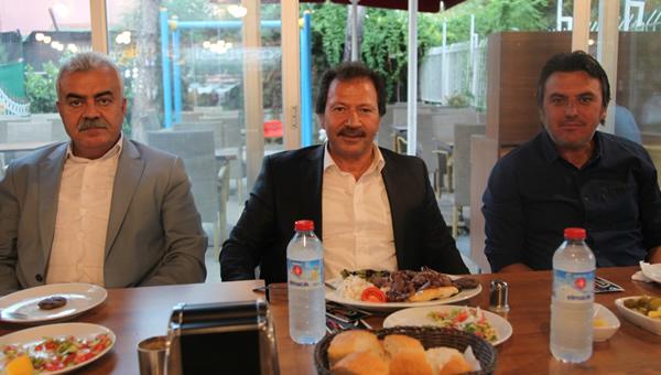 """Ankaragücü, """"Birlik ve beraberlik"""" yemeğinde buluştu"""