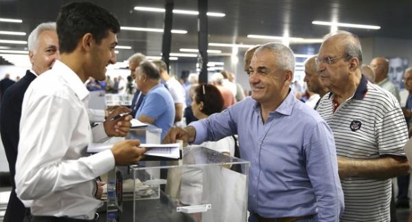Beşiktaş'ta divan kurulu başkanlığı yarışı başladı