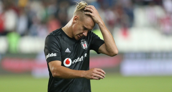 Beşiktaş'tan kötü başlangıç