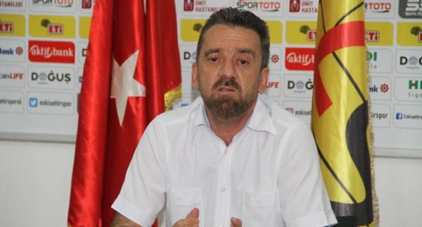 Eskişehirspor yönetimi 'devam' dedi