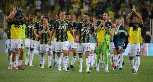 Fenerbahçe, 123 hafta sonra zirvede