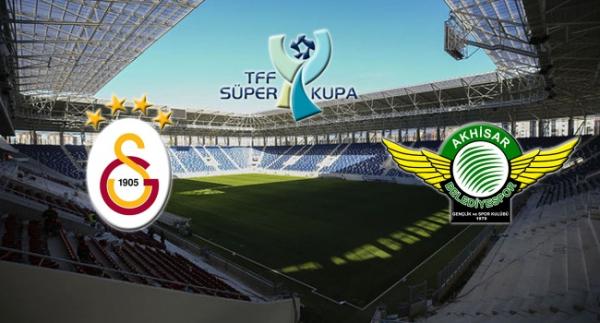 Galatasaray-Akhisarspor maçının biletleri satışa çıktı