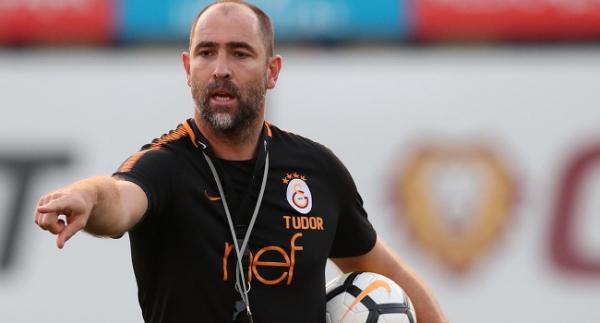 """Igor Tudor: """"Her zaman Galatasaray taraftarıyım"""""""