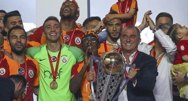 İşte Galatasaray'ın Süper Lig'deki rekorları
