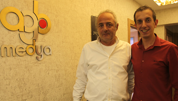 Murat Cavcav'dan Klasspor'a ziyaret