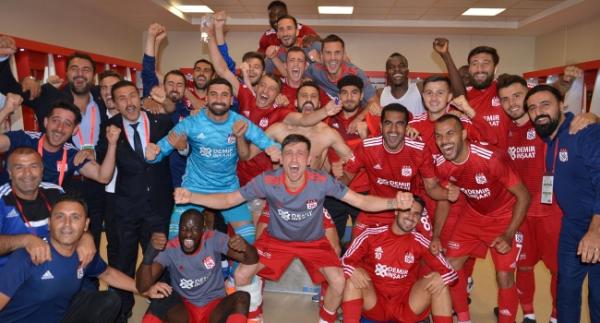 'Yeni' Sivasspor göz kamaştırdı
