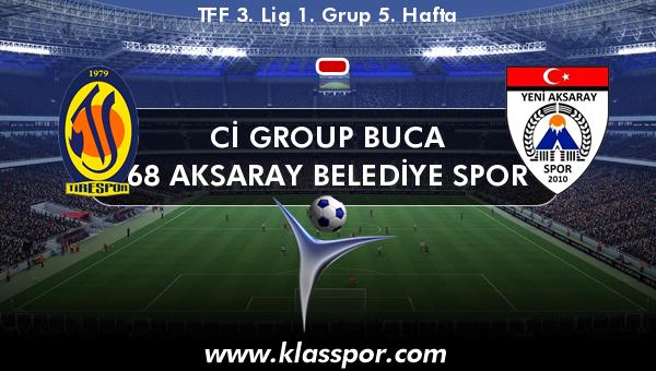 Cİ Group Buca  - 68 Aksaray Belediye Spor