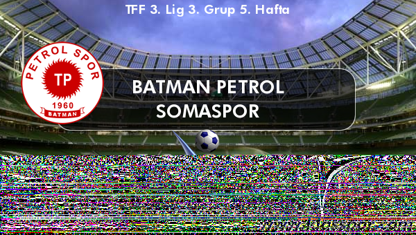 Batman Petrol  - Somaspor