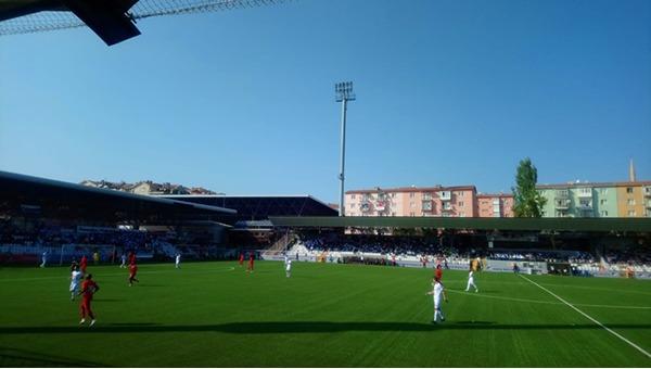 Keçiörengücü 1-0 BB Erzurumspor