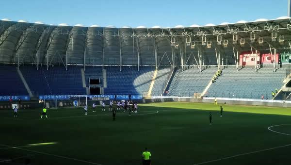 Osmanlıspor 2 - 1 Altınordu