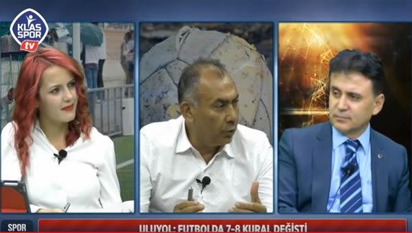 Spor Ankara'da konuk Ali Uluyol'du