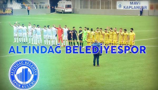 Altındağ Belediyespor 0 - 1 Darıca Gençlerbirliği A.Ş.