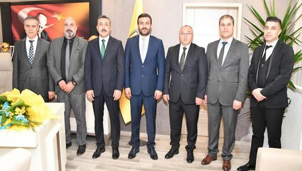 Ankara Gençlik ve Spor İl Müdürlüğünden ziyaret