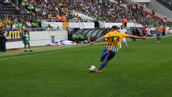 Ankaragücü'nün Gazişehir maçı ilk 11'i