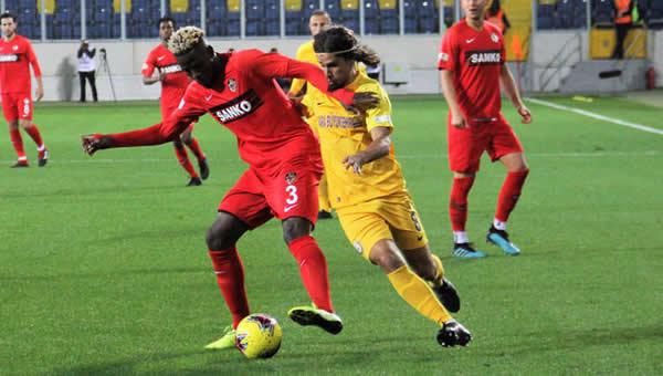 MKE Ankaragücü 1-2 Gaziantep FK