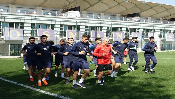 Osmanlı Stadyumu Belediye'ye devredildi