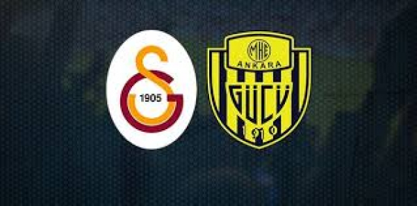 Galatasaray 2-2 Ankaragücü