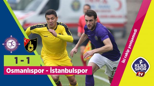 Osmanlıspor kazanamama serisini 7 maça yükseltti...