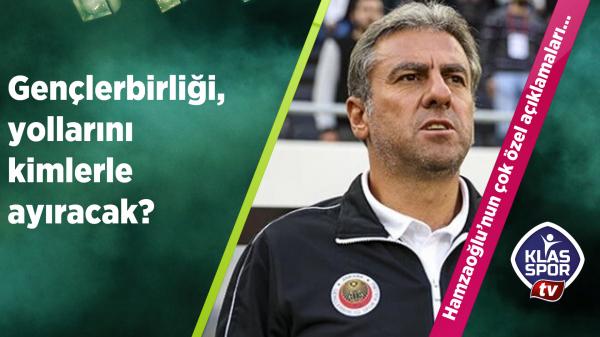 Hamzaoğlu: 1-2 futbolcuyla yolları ayırabiliriz