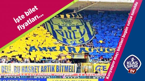Konyaspor maçı biletleri bugün satışa sunuldu