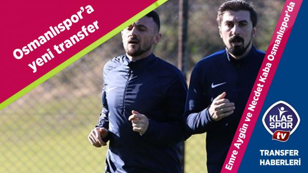 Osmanlıspor'a iki yeni transfer