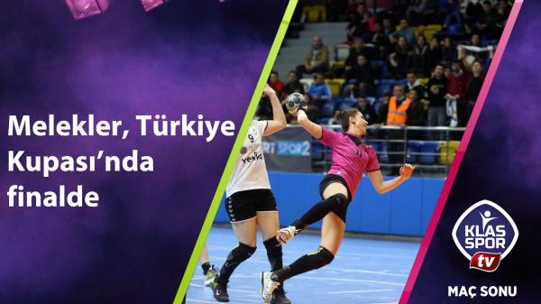 Melekler, Türkiye Kupası'nda finalde