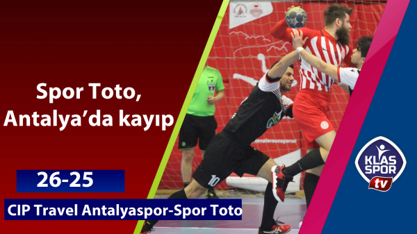 Spor Toto, Antalya'da kayıp