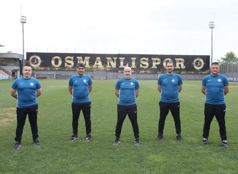 Osmanlıspor'da Ali Güneş dönemi başladı