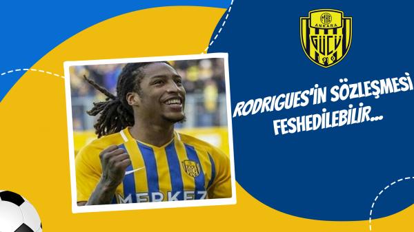 Rodrigues'in sözleşmesi feshedilebilir