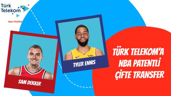 Türk Telekom'a NBA Patentli Çifte Transfer