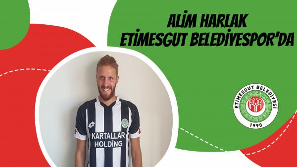 Alim Harlak Etimesgut Belediyespor'da