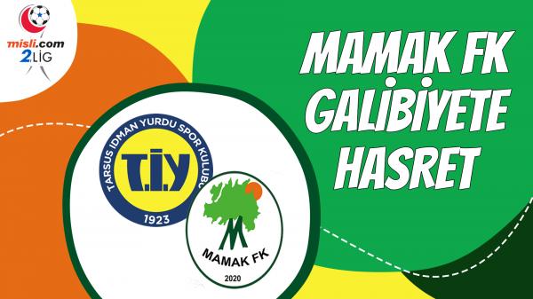 Mamak FK galibiyete hasret