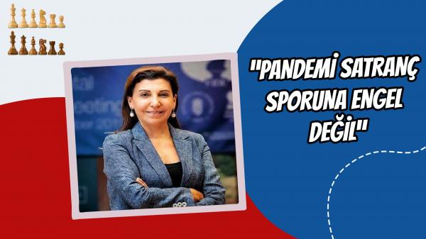 """Pandemi Satranç Sporuna Engel Değil"""